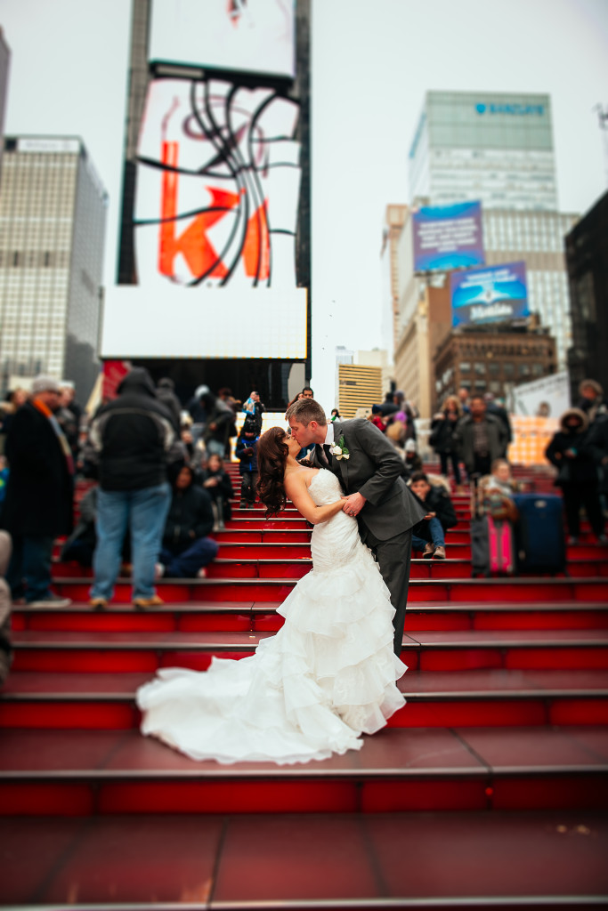 taylor times square wedding