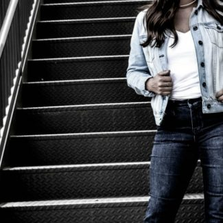 How to Rock a Denim on Denim Look