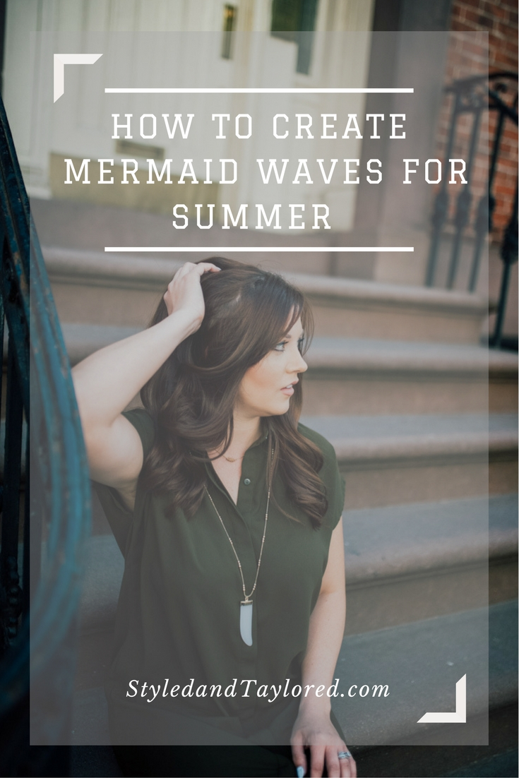 mermaid waves